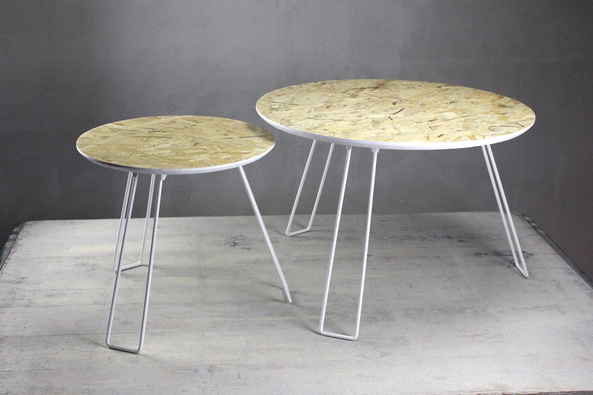 table osb orange m. Black Bedroom Furniture Sets. Home Design Ideas