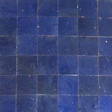 Zelliges Bleu Foncee 5x5