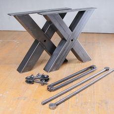 Table Frame - Cross