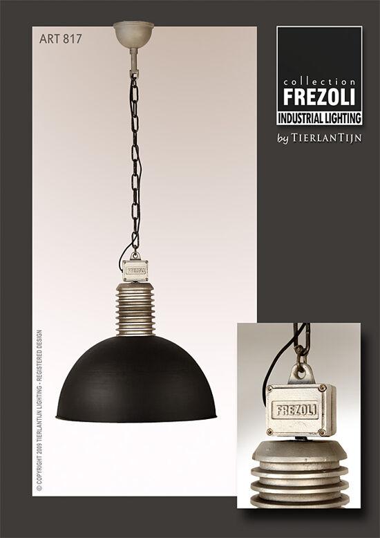 Lozz lampa - Svart