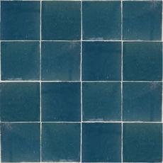 Zelliges Bleu Marine 5x5