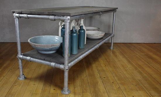 Pipeframe Furniture 180 - 2 levels
