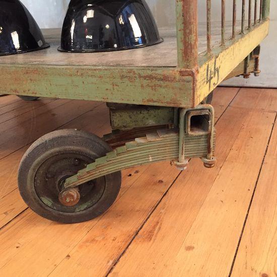 Tuff Industriell Vagn  '50 s