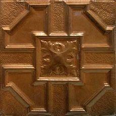 Panel - Custom Antique Copper