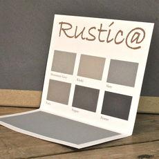 Färgkarta - Rustica