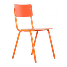 School Chair - Orange