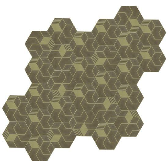 VN Hexagone Meta Moss