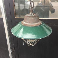 40's Corridor Lamp