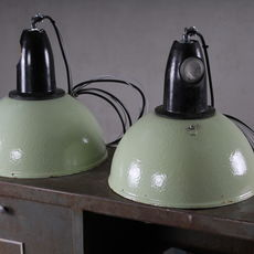 Industrial Light Sprout  - Light green