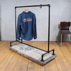Clothing Rack P33 - Black
