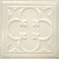 Panel - Antique White Satin
