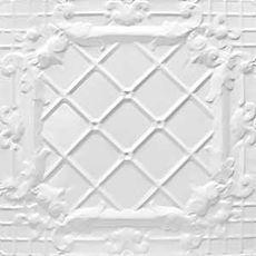 Panel - Bright White Satin