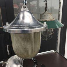 40's Bunker Lamp