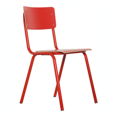 School Chair - Red
