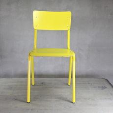 School Chair - Yellow