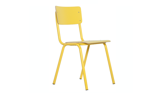 School Stol - Yellow
