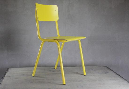 School Stol - Yellow