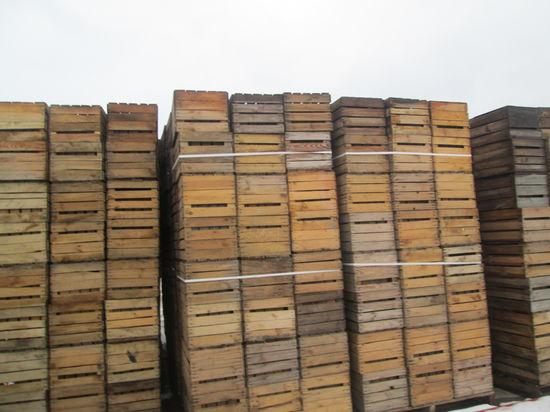 Vintage box - Full pallet 36 PIECES