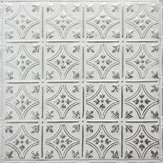 ART SERIE - Silver Washed White