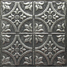 ART SERIE - Silver Washed Pewter
