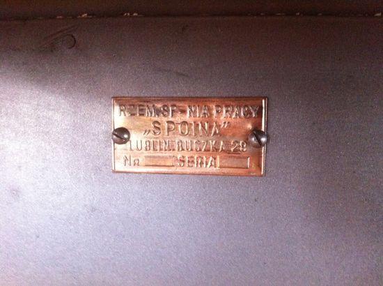 Vintage Doctorscabinet