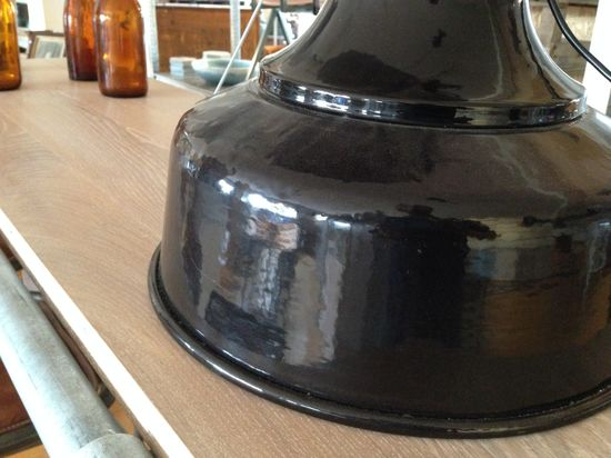 Black Factorylight from the '30 s