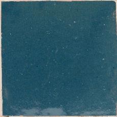 Zelliges Bleu Marine 10x10