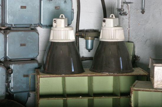 Vintage Industrial Light