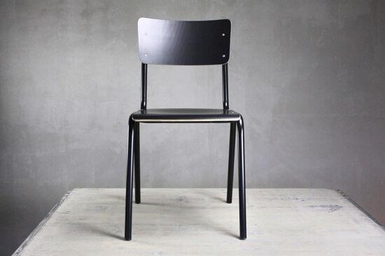 School Chair - Black