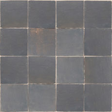 Zelliges Anthracite 5x5