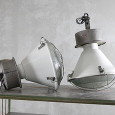 Konvex Industrial Light  - White