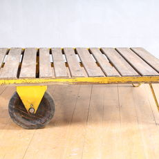 Vintage Warehouse Cart